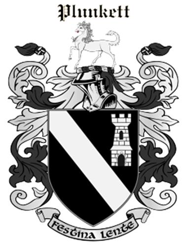 Plunkett Crest