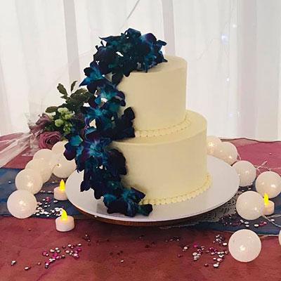 tamborine wedding cake maker