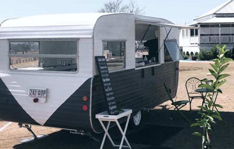 Introducing our Caravan Bar